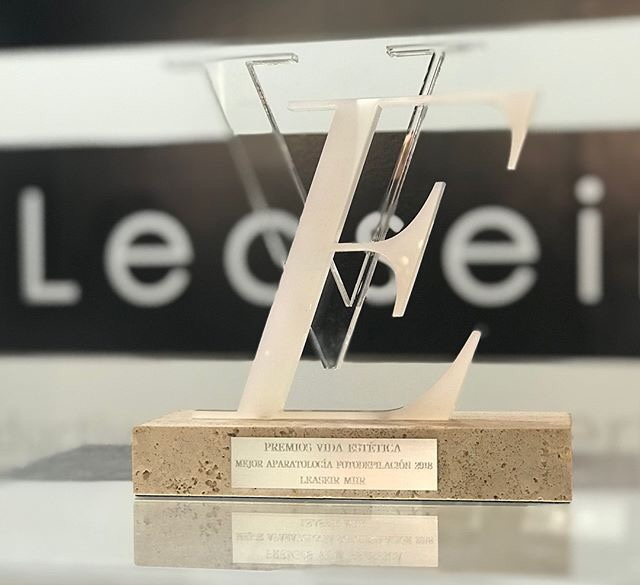 Nuestro Laser de DIODO ha sido premiado como el mejor del 2017!